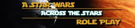 Across The Stars, Star Wars RP