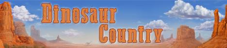 Dinosaur Country