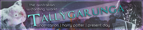Tallygarunga  Harry Potter like never before