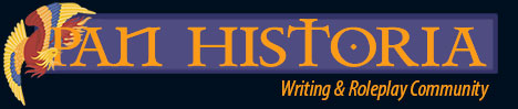 Pan Historia - Writing & Roleplay Community