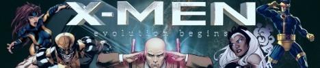 X-Men: Evolution Begins