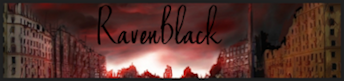 Ravenblack Dark Alleyway