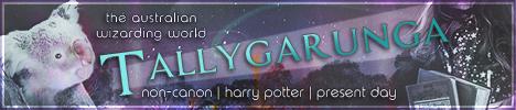 Tallygarunga  The Australian Potterverse