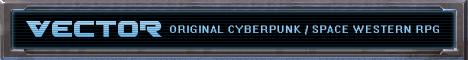 Vector: Cyberpunk / Space Western RPG
