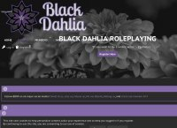 Black Dahlia Roleplaying