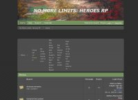 No More Limits Heroes RP