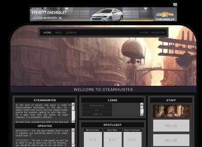 Steamhunter