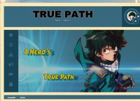 True Path - an AU My Hero Academia roleplay