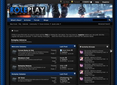 Free roleplay sites