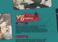 Yaoi Dreams